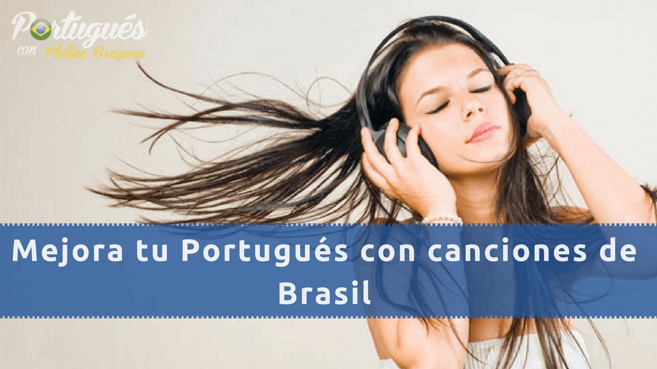 aprender portugués con canciones