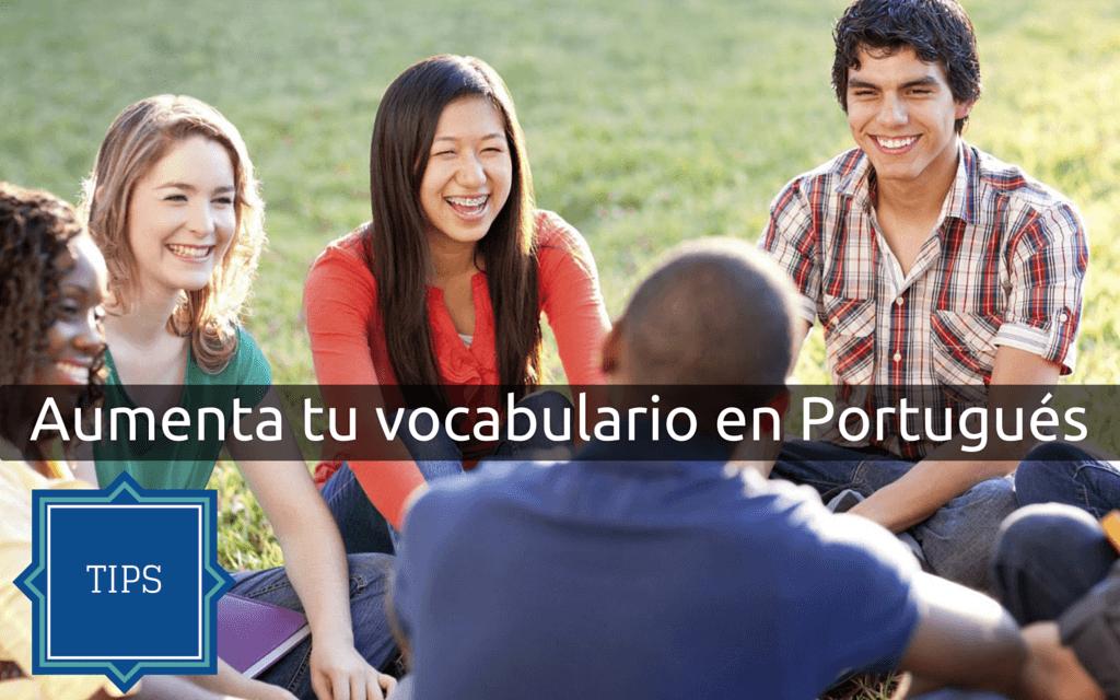 como aumentar tu vocabulario en portugués