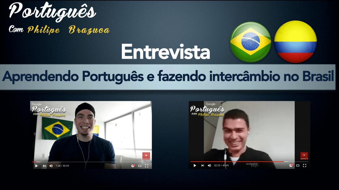 experiencia aprendiendo Portugués y haciendo intercambio en brasil