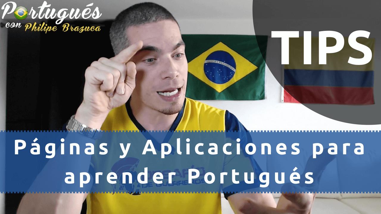 mejores aplicaciones para aprender portugués