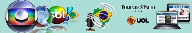 principales medios de comunicación en Brasil