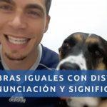 Aprende a pronunciar estas palabras en Portugués