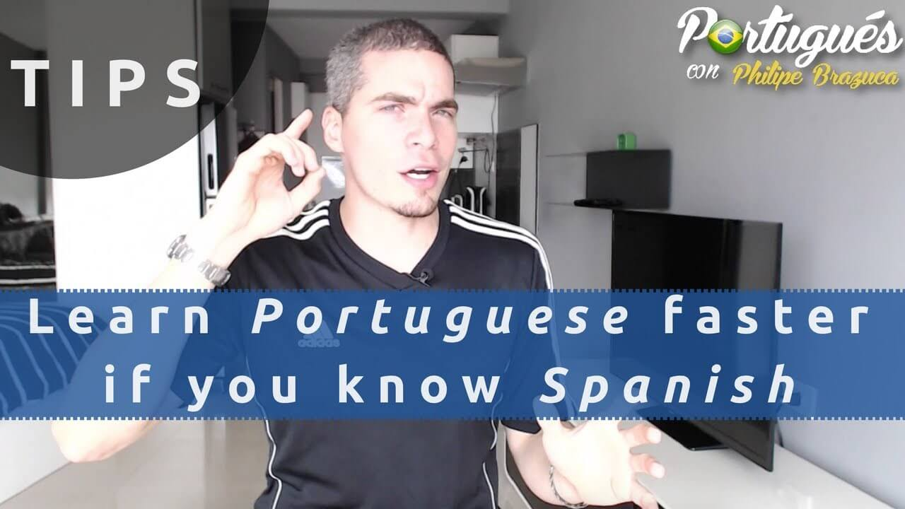 Learning Brazilian Portuguese if you already speak Spanish ...