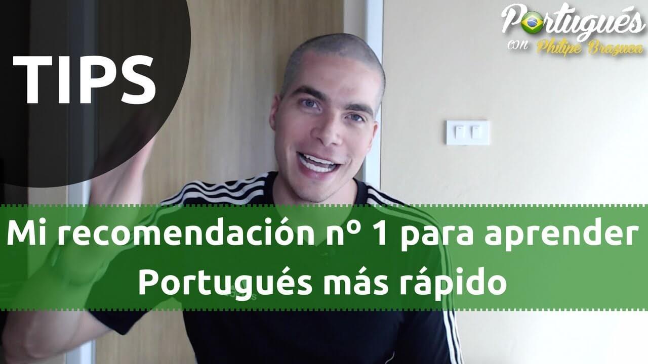 aprender portugués fácil y rápido
