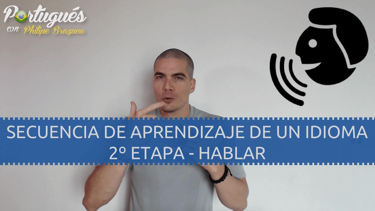 aprender a hablar en Portugués