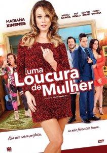 película de brasil comedia - uma loucura de mulher