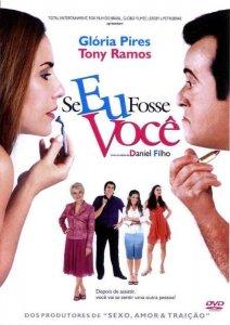 películas chistosas de brasil - se eu fosse você