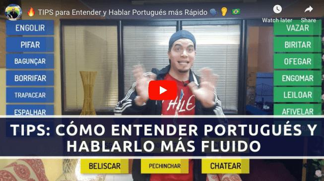 entender portugues más rápido