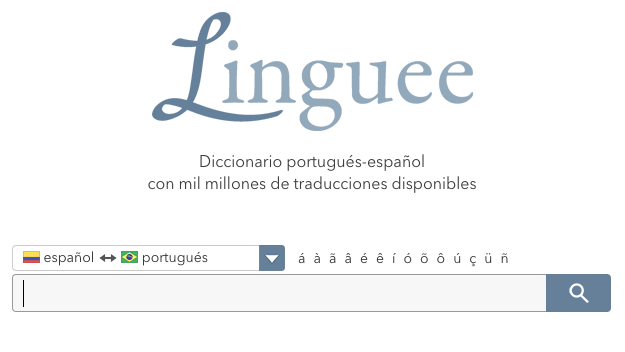 traductor español portugues linguee