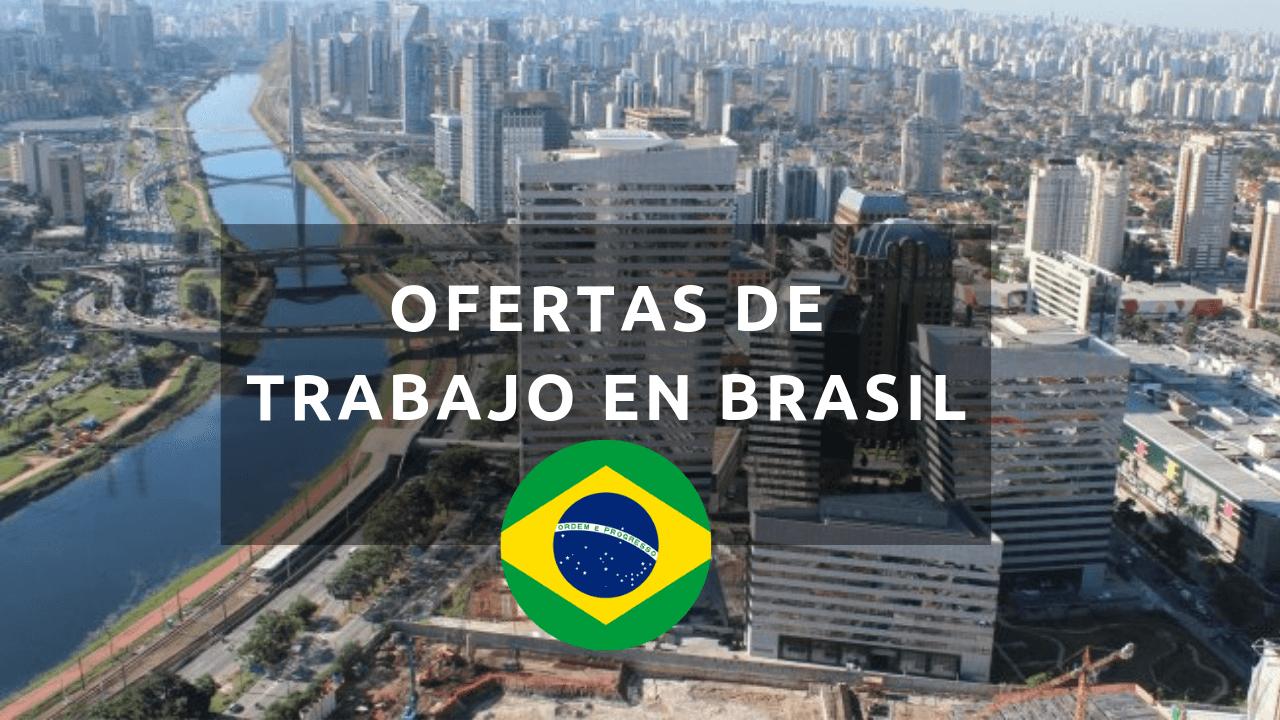 páginas para encontrar trabajo en brasil