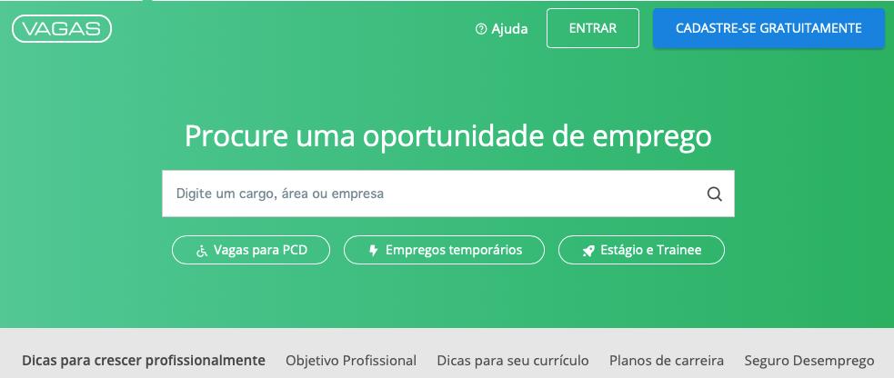 ofertas de trabajo - brasil
