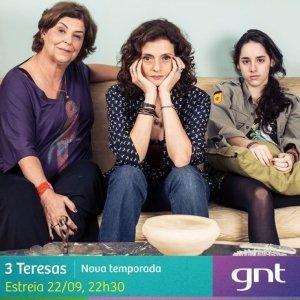 3 teresas - serie brasileña