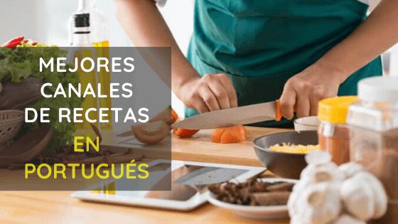 recetas en portugues