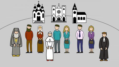 diversidad de religiones en brasil - cultura