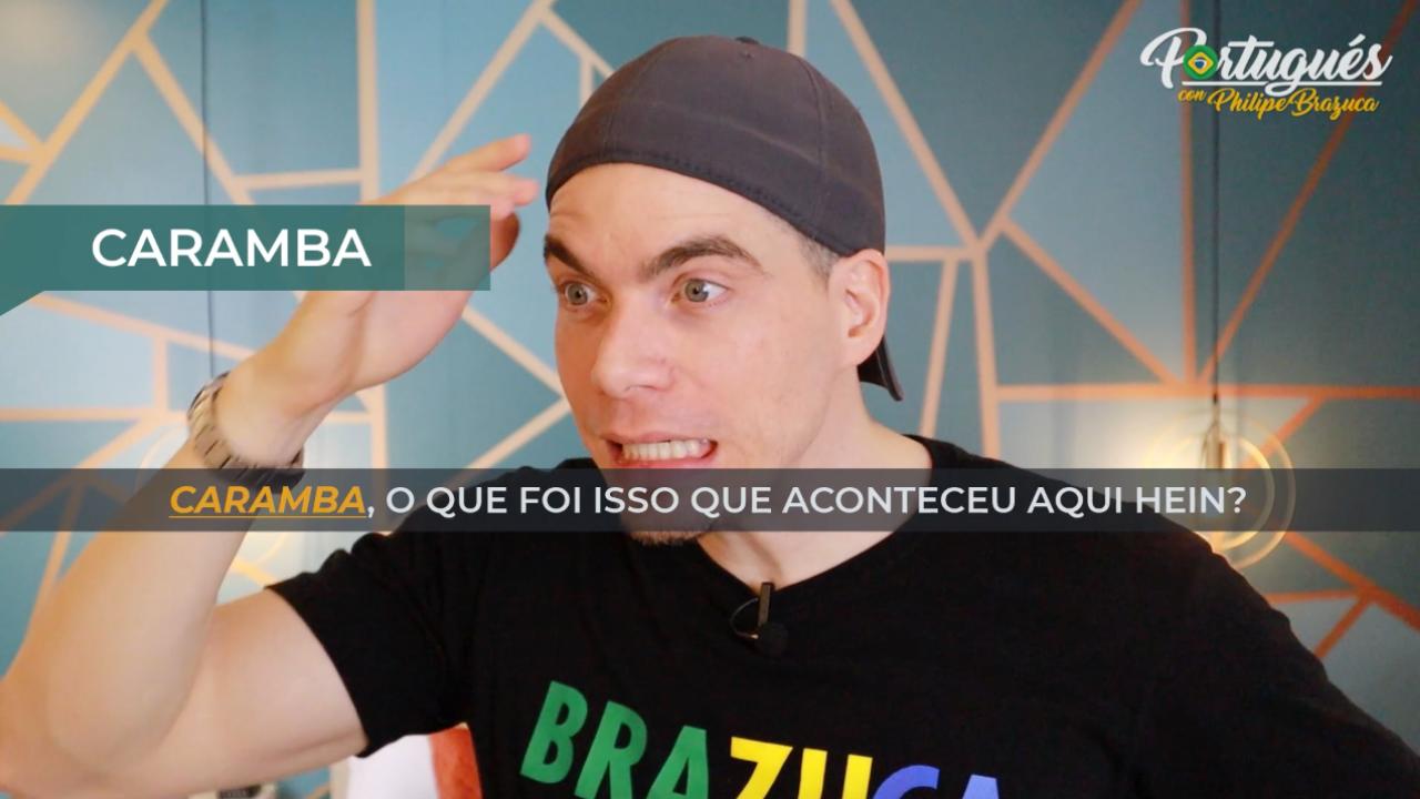 expresiones en portugués más utilizadas en brasil