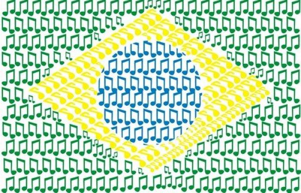 Estilos de Músicas mais tocado no Brasil