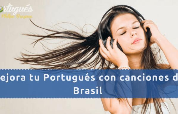 Canciones en Portugués para practicar