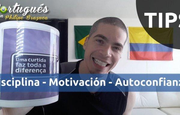 Aprender Portugués más rápido con motivación