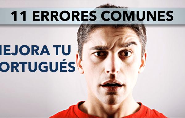 Evite cometer estos 11 errores comunes en Portugués