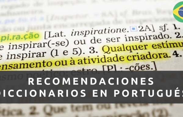 Recomendación de Diccionario en Portugués Online