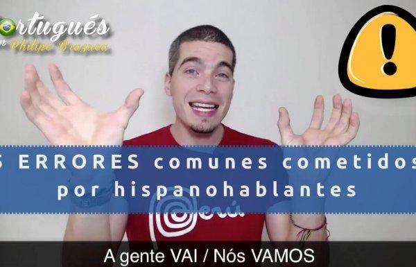Mejora tu Portugués – Evita estos errores comunes