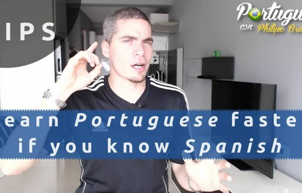 If you know Spanish you can learn Portuguese FASTER