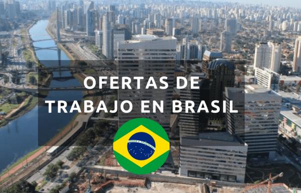 Mejores páginas para encontrar trabajo en Brasil