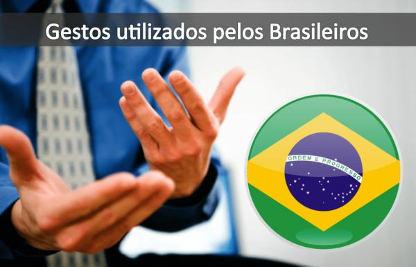 Gestos utilizados por Brasileños