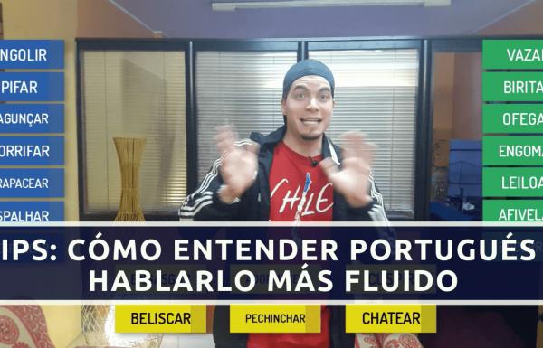 Entender y Hablar Portugués Informal más Rápido