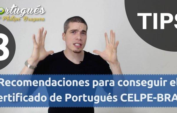 CELPE-Bras 2019.1 - Certificado de Portugués - INEP